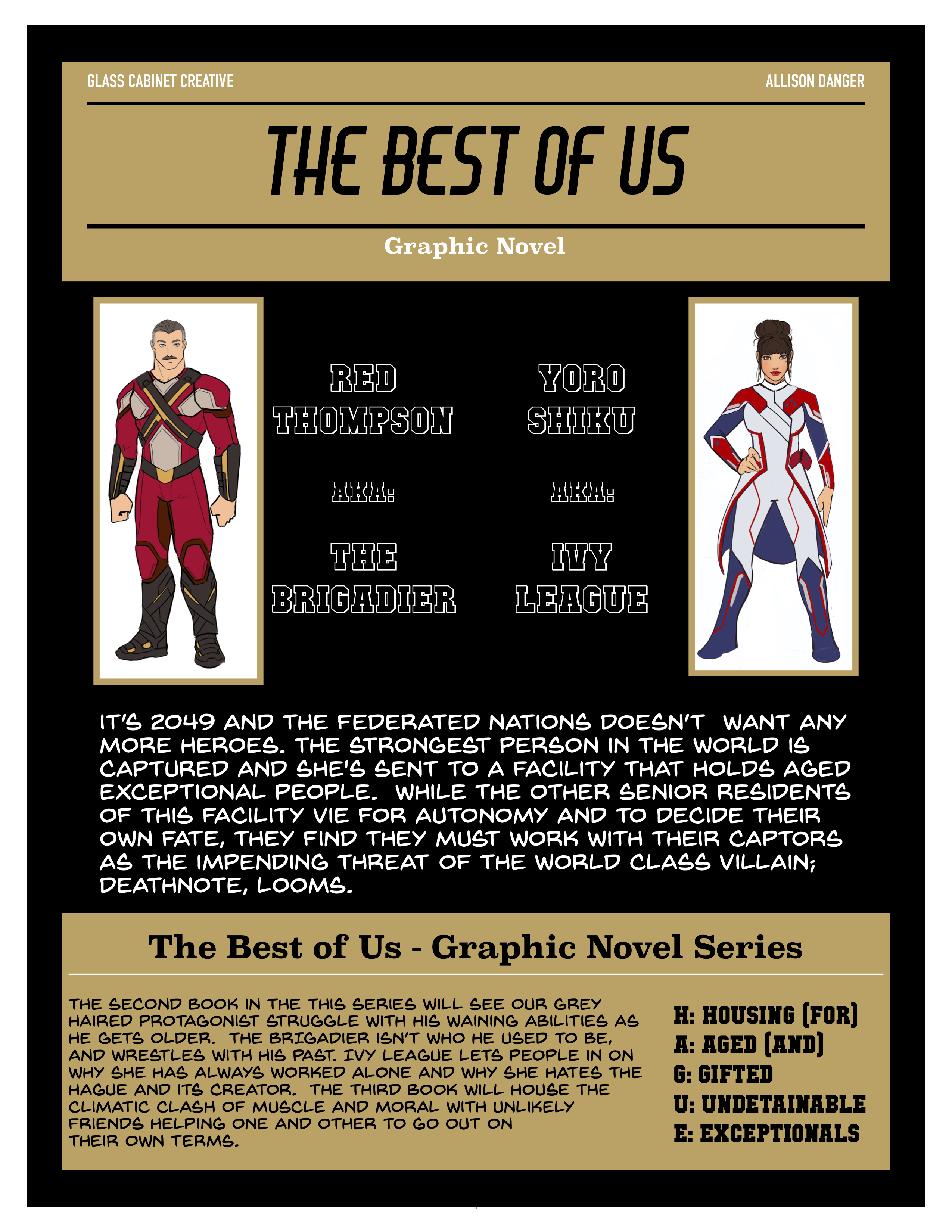 The Best of Us - Webpage insert